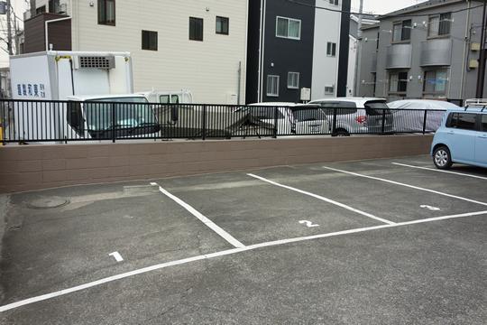 夢見整体院の駐車場の写真