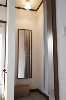 更衣室イメージ